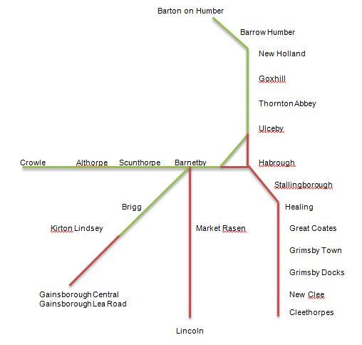 Rail map 2018