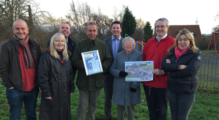 £44,000 council grant will help children play in West Halton