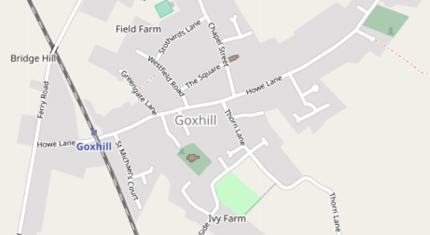 Goxhill consults on first stage of plan for parish