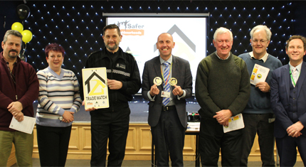 Trade Watch launches to prevent door step crime