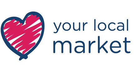 Show the love for your local markets
