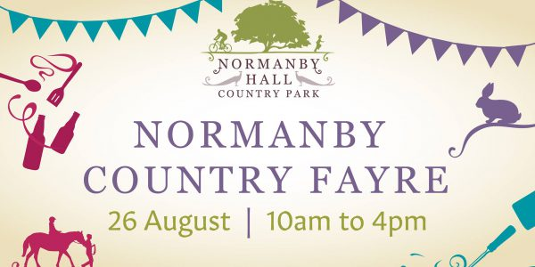 Normanby Hall Country Fayre logo
