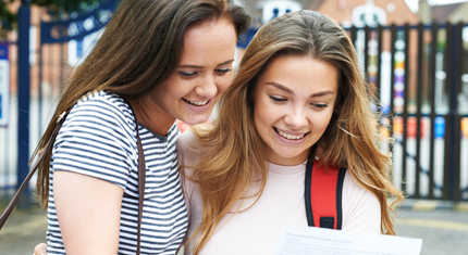 GCSE success for students in North Lincolnshire
