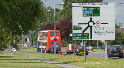 Works to start on safety improvements to town's busiest junction