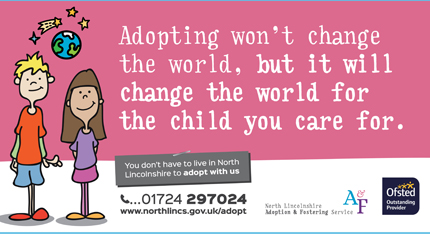 Adopt and change a child's life