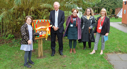Little Libraries open in North Lincolnshire to provide free books for children