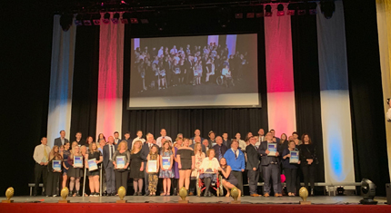 Unsung heroes recognised at 2019 Community Champion Awards