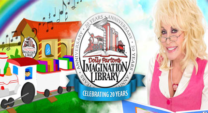Imagination Library Celebrating 20 Years
