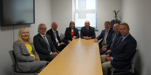 Photograph of North Lincolnshire Council's cabinet members