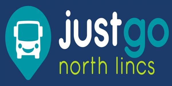 JustGo North Lincs branding