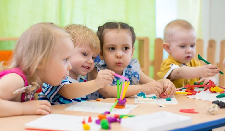 Parents encouraged to secure funded childcare places for September as Covid safety measures in place