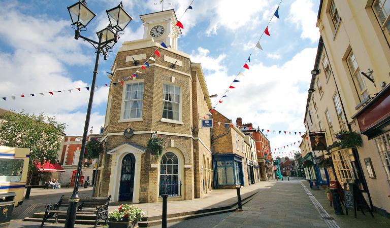 Brigg Tourist Information Centre set to re-open in November