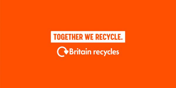 Recycling Week branding
