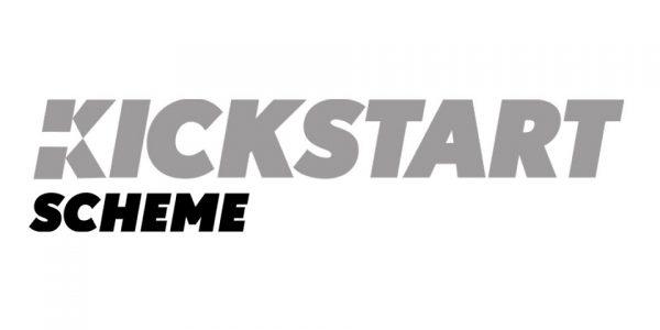 Logo for the Kickstart Scheme