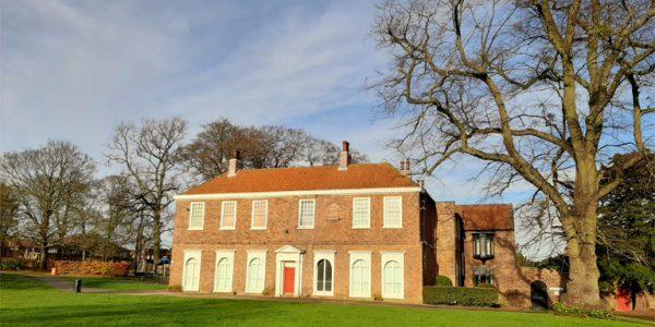 Photograph of Baysgarth House, Barton-upon-Humber