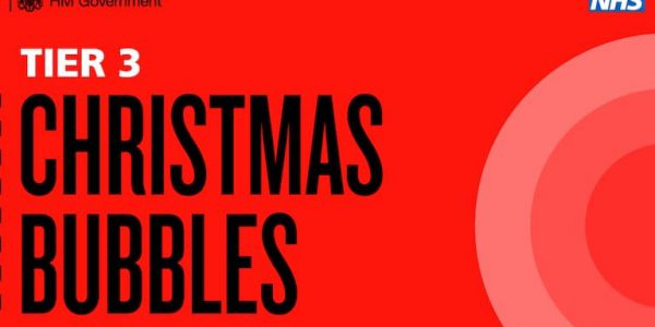 Tier 3 Christmas bubbles