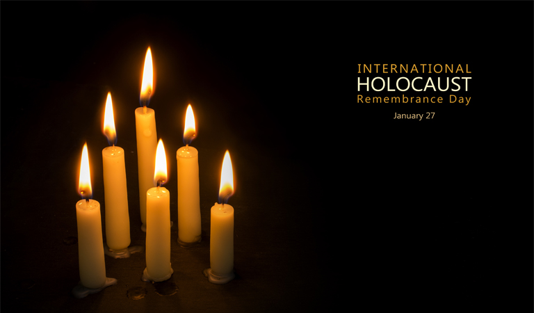 Mayor hosts online commemoration for Holocaust Memorial Day