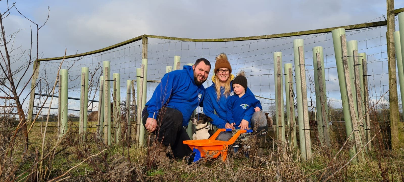 Residents and businesses take up our tree-planting challenge