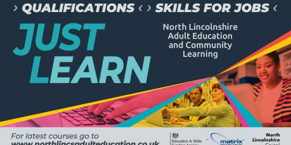 Just Learn with Adult Education and Community Learning