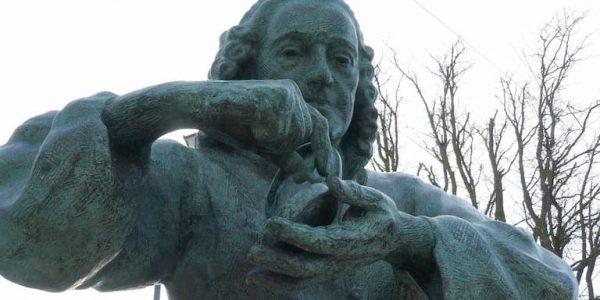 Statue of John Harrison
