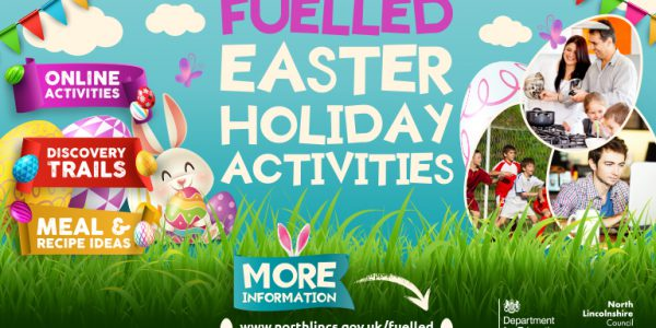 FUELLED Easter activities