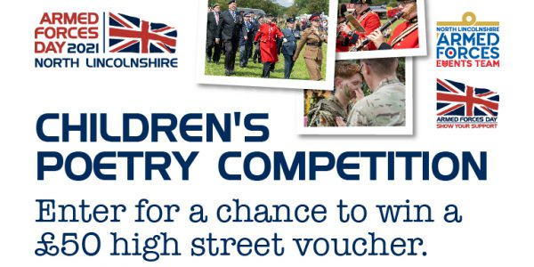 Armed Forces Day Childrens Poetry Competition
