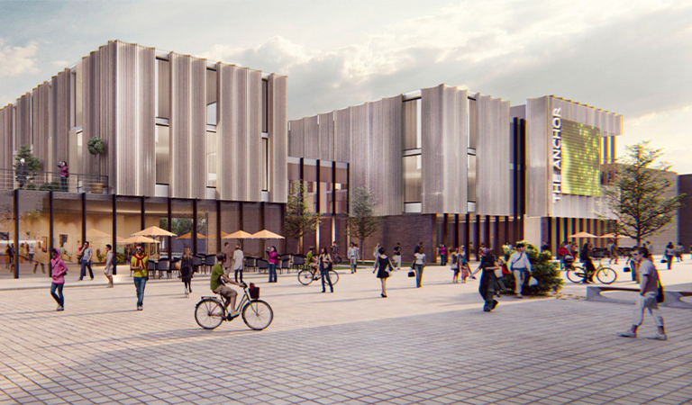 Government cash confirmed for redevelopment of Scunthorpe High Street
