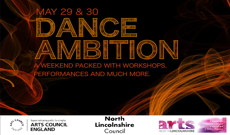 Book your tickets for an online celebration of dance