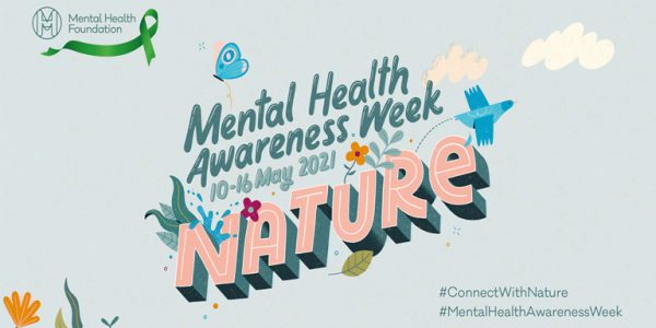 Mental Health Awareness Week graphic