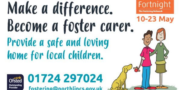 Foster Care Fortnight Graphic