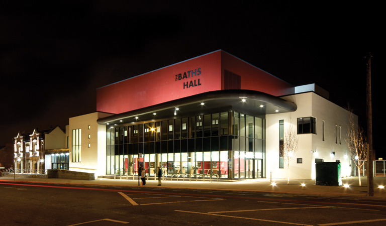 New proposal for Baths Hall and Plowright Theatre management