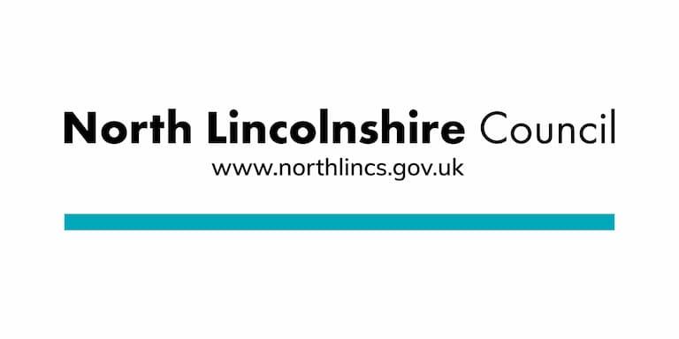 NOreth Lincolnshire Council logo