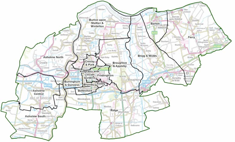 Have your say on review of council ward boundaries