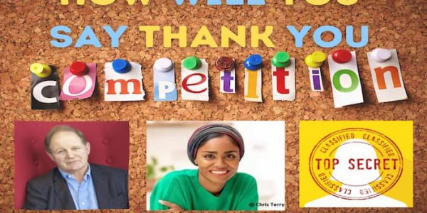 How will you say thank you - Thank a Teacher Day