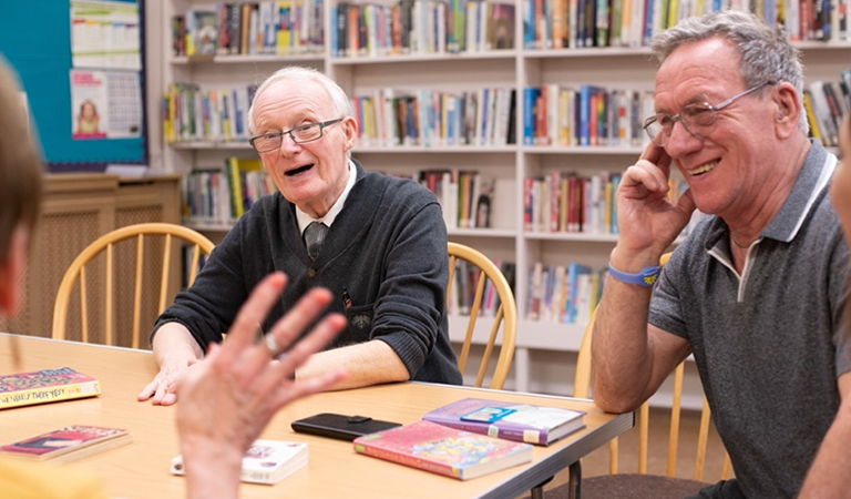 Volunteer readers needed to help North Lincolnshire communities to connect and share
