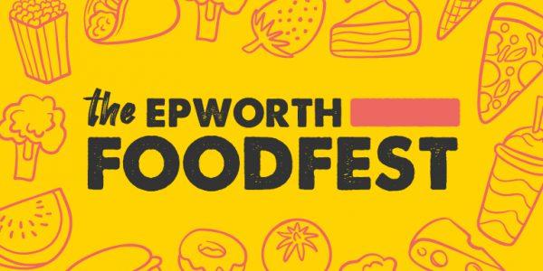Epworth FoodFest graphic