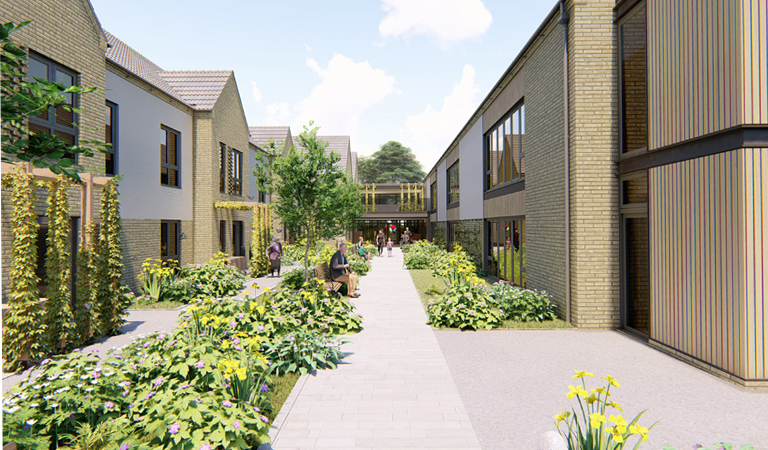 New dementia friendly apartments being snapped up well before opening