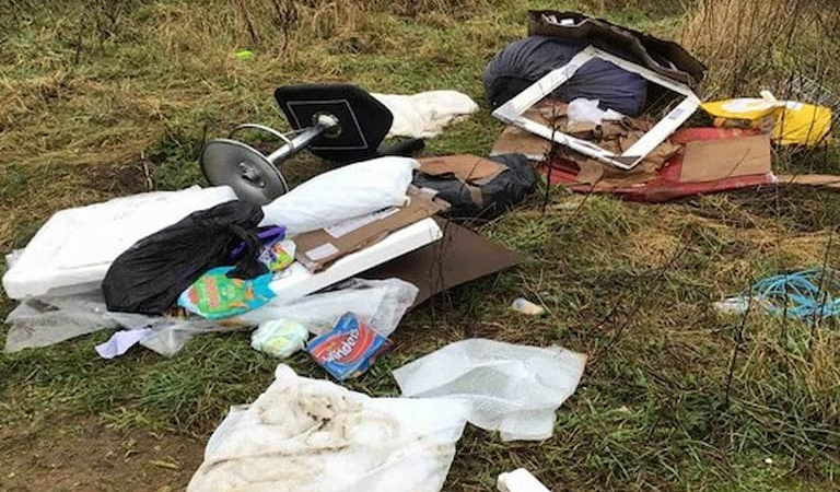Covert cameras installed to catch fly-tippers in the act