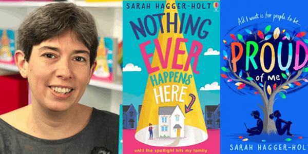 Meet Author - Sarah Hagger-Holt