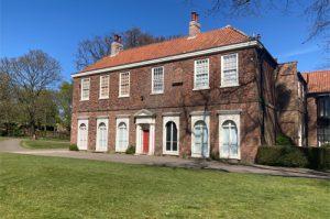 Photograph of Baysgarth House
