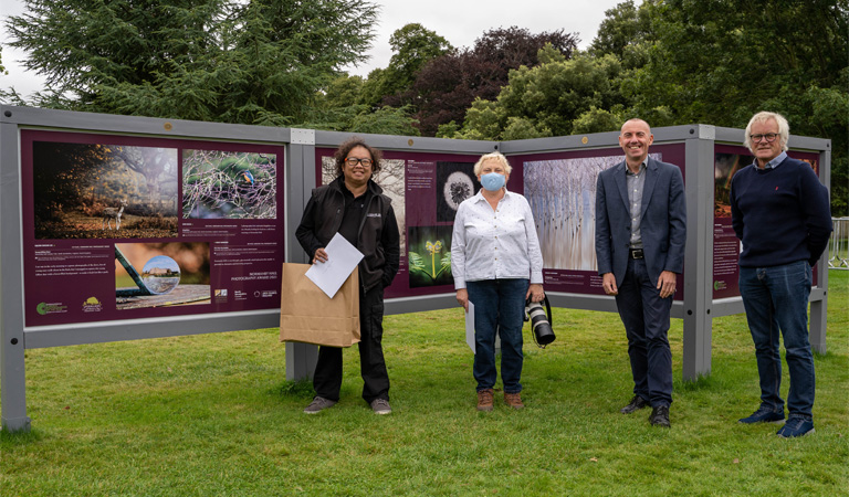 Award-winning photograph goes on display at Normanby Hall Country Park