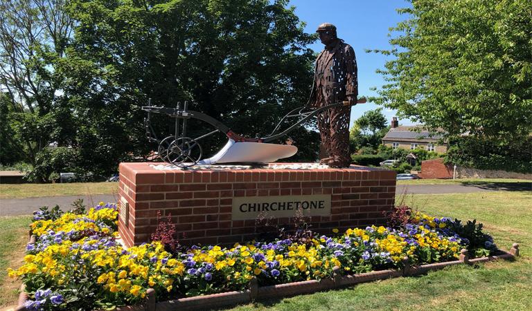 Grant funding for new monument celebrating Kirton in Lindsey