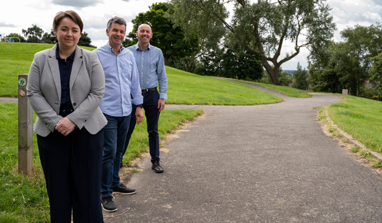 Popular Scunthorpe walking and cycling route to receive £500,000 cash boost