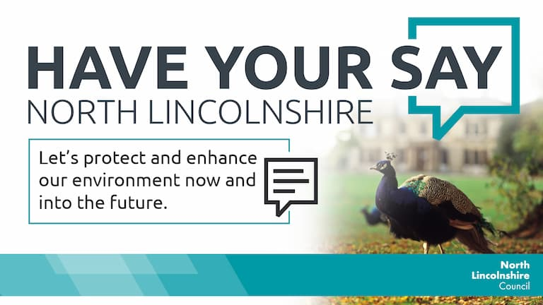 Have your say on future of North Lincolnshire'senvironment