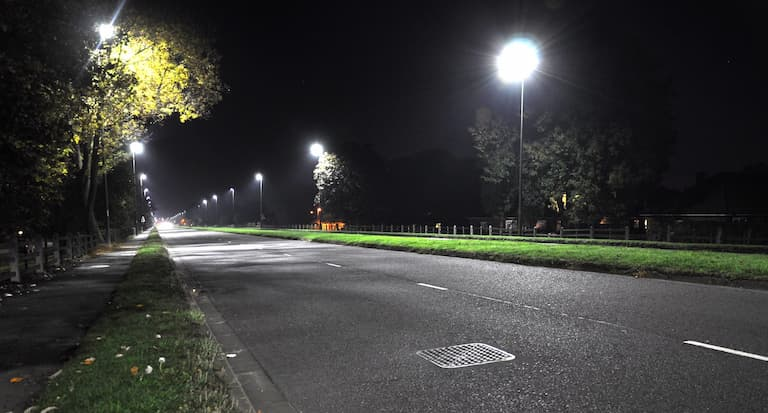 Recognition for council's work keeping streets safe