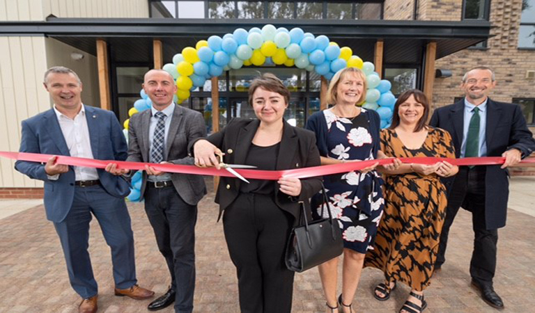 MP and councillors welcome opening of new dementia-friendly apartments in Scunthorpe
