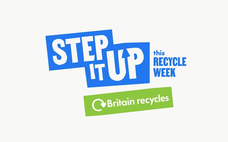Step it up for Recycle Week and help fight climate change