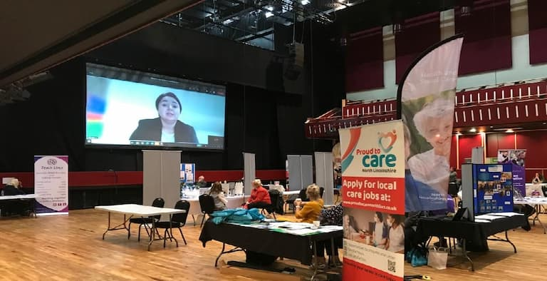 North Lincolnshire Jobs Expo hailed as huge success