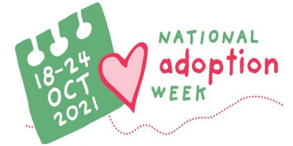 National Adoption Week Graphic