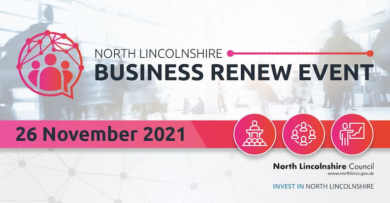 Renew event will help businesses build back better